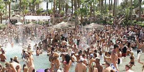 Miami Techno EDM Pool Party + Party Bus tickets