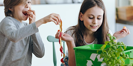How to be a Food Waste Warrior for Families @ Marion  Library tickets