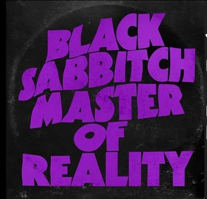 BLACK SABBITCH (performing MASTER OF REALITY + VOLUME IV live) image