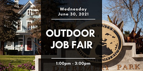 Outdoor Job Fair - June 30, 2021 tickets