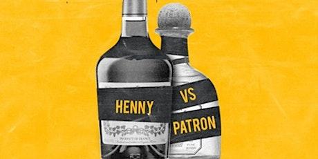 HENNY VS PATRON YACHT CRUISE NEW YORK CITY Social tickets