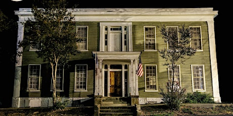 Haunted MAGNOLIA HOTEL GHOST TOUR tickets