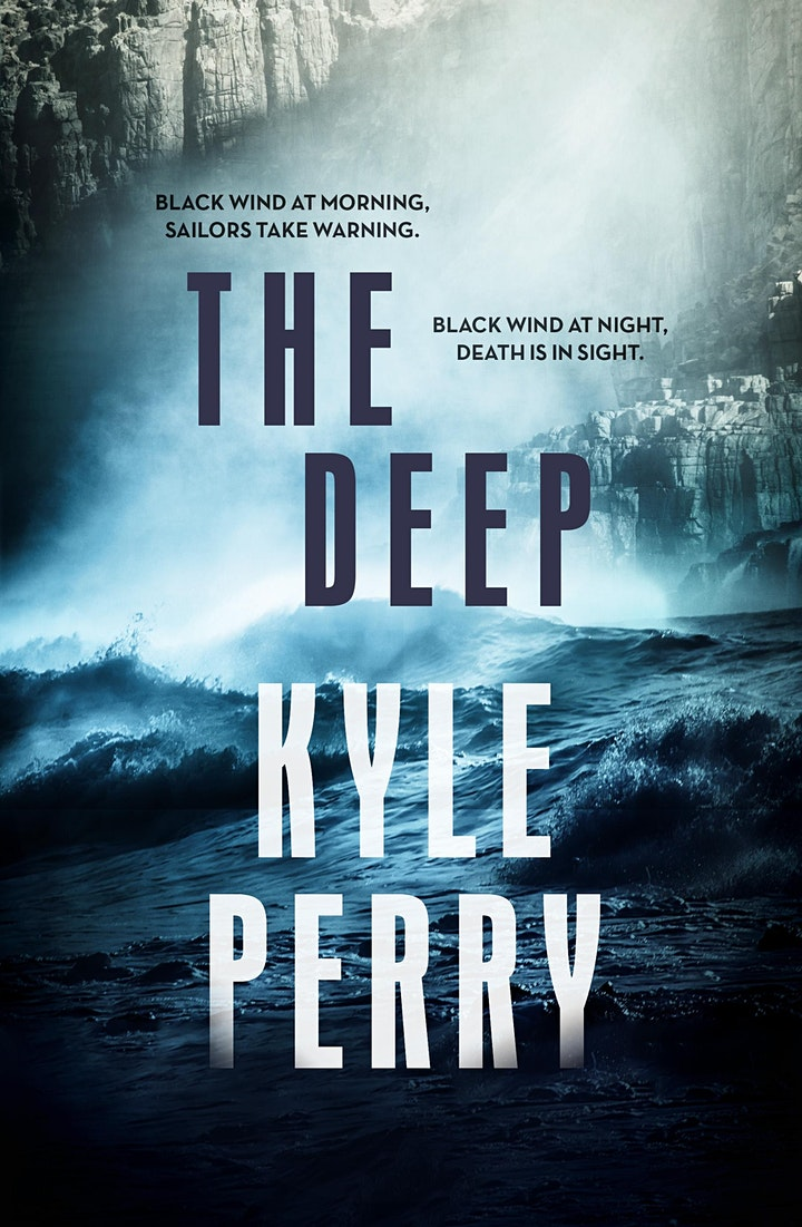 Kyle Perry  presents The Deep with Catherine du Peloux Menage image