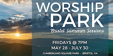 Worship in The Park tickets