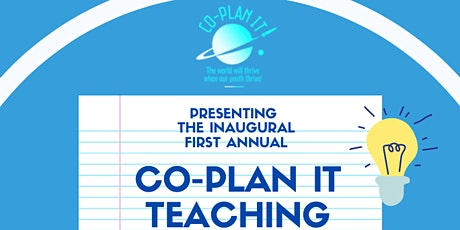 Co-Plan It Teaching Conference: Full Live Pass tickets