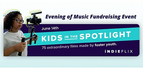 Kids In The Spotlight Evening of Music Fundraising Event tickets