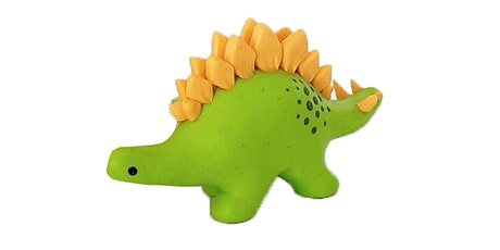 45min Learn to sculpt! Dino Clay Sculpting @12PM  (Ages 6+) tickets