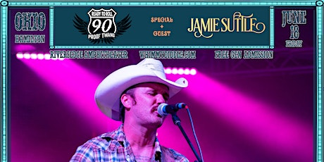 90 PROOF TWANG + JAMIE SUTTLE | Whimmydiddle Prese tickets