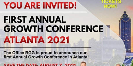 First Business Growth Group Conference in Atlanta, GA tickets