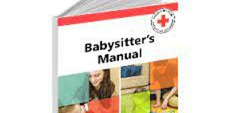 Red Cross  Babysitters Course tickets