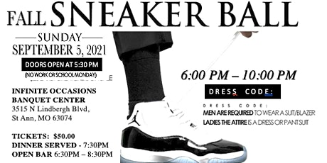LABOR DAY FALL SNEAKER BALL tickets