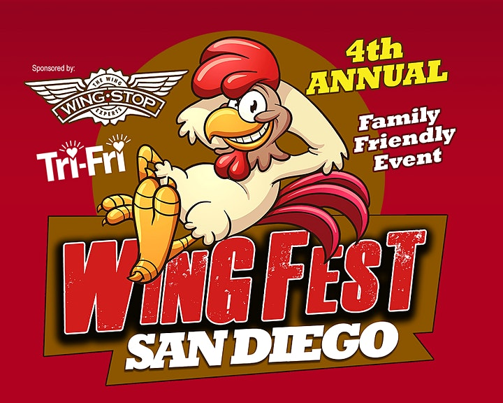 Wing Wars 2021! WING FEST San Diego Showcase Competition! image