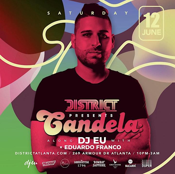 Candela Feat. DJ EU + DJ Eduardo Franco image