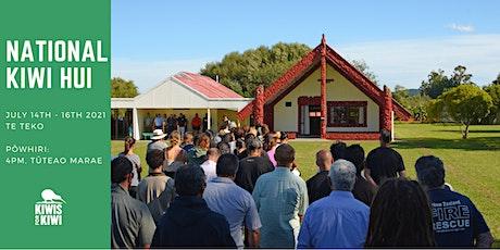 National Kiwi Hui tickets