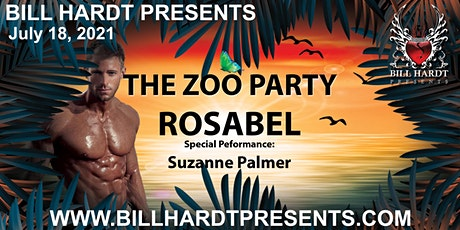 The Zoo Party 2021, a Bill Hardt Presents San Diego Pride Party tickets