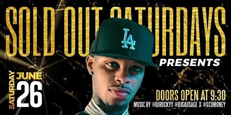 3P Ent. and Soldout Saturday's  Presents: Toosii Live in Concert tickets