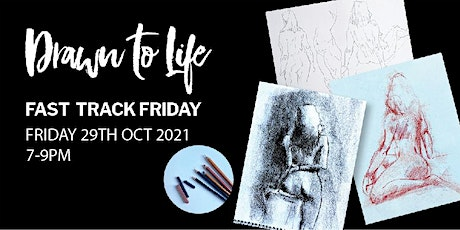Drawn to Life - Fast Track Friday tickets