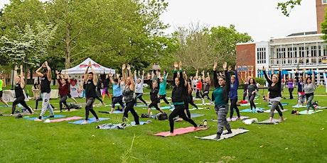 International Day of Yoga 2021 tickets