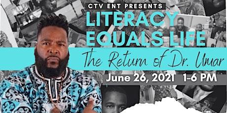 Dr. Umar Johnson Returns to Hartford! tickets