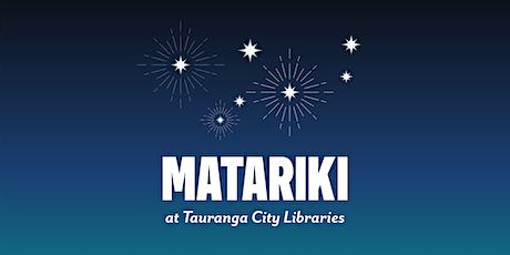 Ngā Whetū o Matariki – Digital Canvas tickets