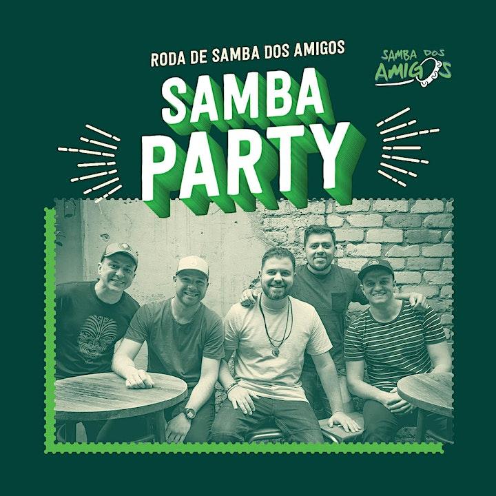 Roda de Samba dos Amigos image
