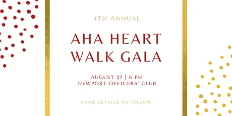 4th Annual Heart Walk Gala tickets