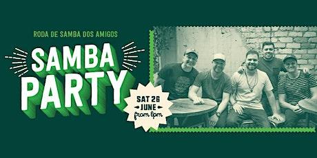 Roda de Samba dos Amigos tickets