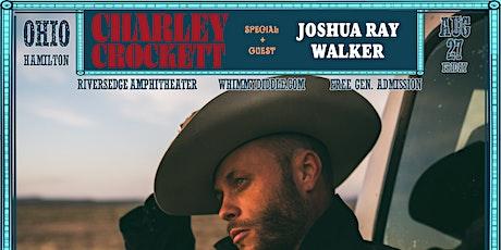Charley Crockett + Joshua Ray Walker | Whimmydiddle tickets