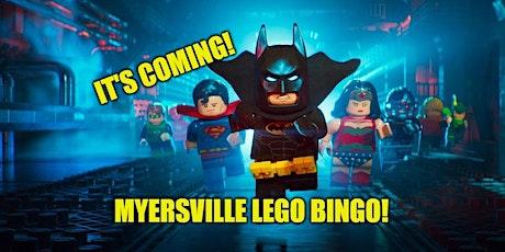 Myersville Lego Bingo tickets