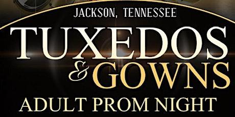Jackson,TN ADULT PROM NIGHT tickets