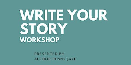 Write Your Story tickets