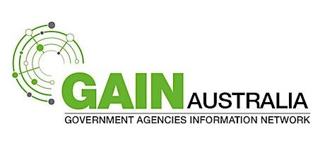 August 2021 GAIN Forum tickets