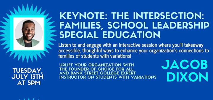 Families, Leadership and Special Education: The Intersection (for Leaders) image