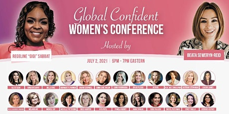 The Confident Women's Conference tickets