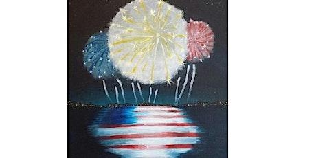 Celebrating Freedom, Paint Night tickets