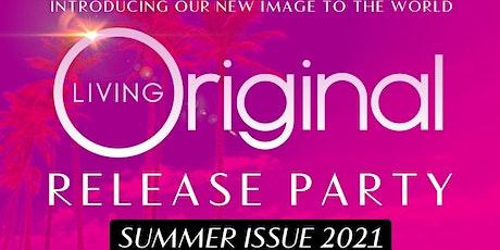 Original Living Magazine Release Party tickets
