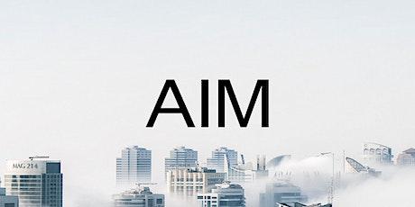 AIM Perth Presentation tickets