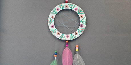 Dream Catchers craft @ Park Home Library tickets