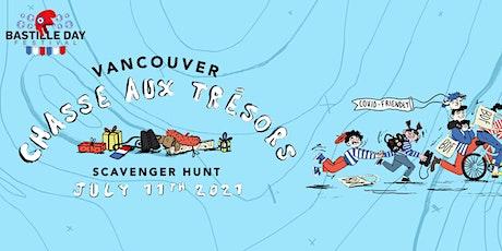 Bastille Day Festival Vancouver - Scavenger Hunt tickets