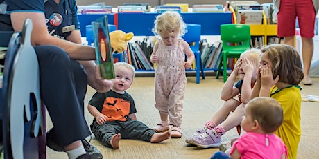 Story Time - Gordon White Library tickets