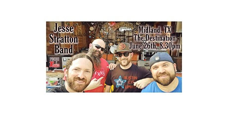 Jesse Stratton Band tickets