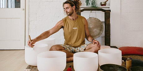 New Moon - Sound Healing Experience tickets