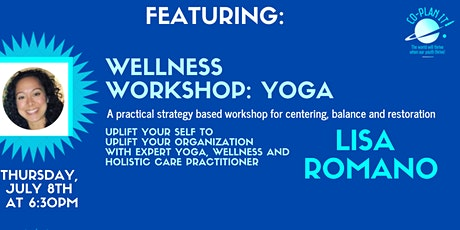 Wellness Workshop for Leaders tickets