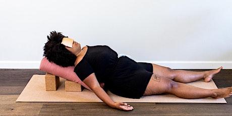 Weekend Windup: Yoga Nidra Meditation with Kendra Coupland tickets