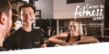 World Gym Mount Gravatt Career Event tickets