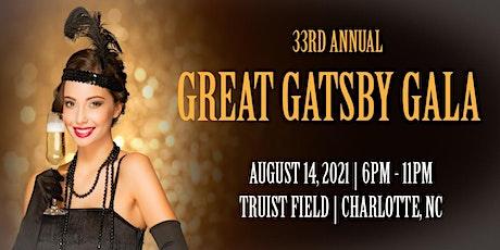 Great Gatsby Gala tickets