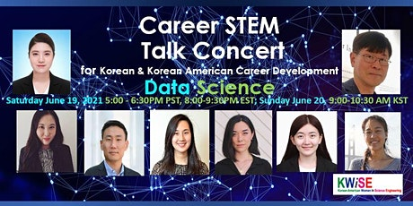 Career STEM Talk Concert, Data Science tickets