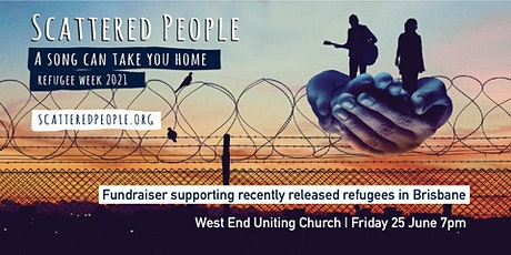 Scattered People Film (Refugee Week Fundraiser) tickets