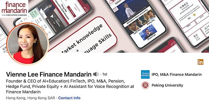 Finance Mandarin IPO Masterclass: Xiaohongshu IPO image