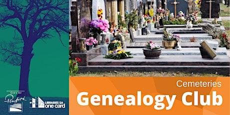 Genealogy Club: Cemeteries tickets